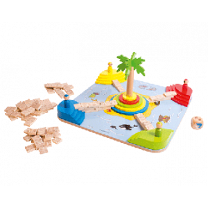 Wooden Game Tropicano