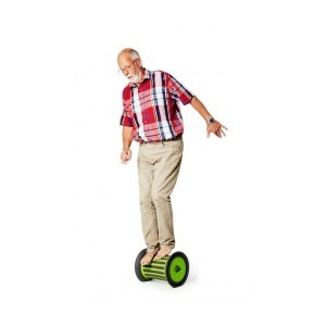 Gonge Balance Roller With Sand, Green
