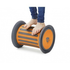 Gonge Balancing Roller Without Sand, Orange
