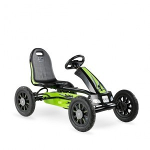 Spider go-kart - green / black - Exit (23.40.00.00)