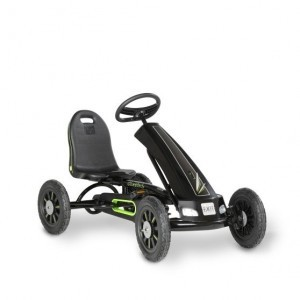 Cheetah go-kart - black - Exit (23.70.00.00)
