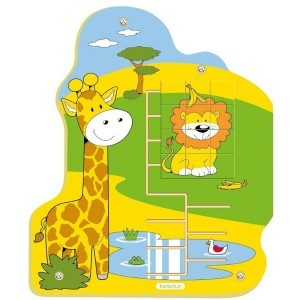 Wall Element Jungle Lion - Beleduc (23680)