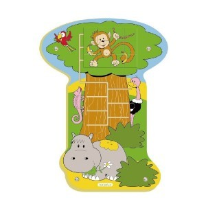 Wall Element Jungle Monkey - Beleduc (23690)