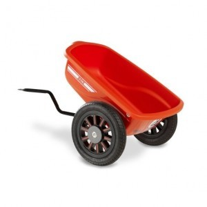 Exit Spider Race Pedal Go-kart Trailer - Red