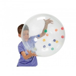 Activity Ball - Explore your senses (28109)