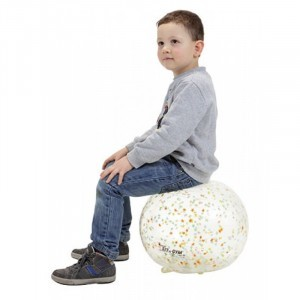 Sit n Gym Junior, 45cm - Explore your senses (28116)