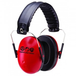 Children's Ear Defenders - Protection from the noise of concerts, fireworks & busy crowds - Explore your senses (28401)