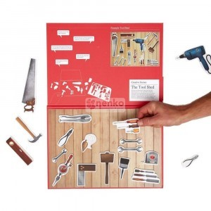Magnetic Board Tools - Nenko (28971)