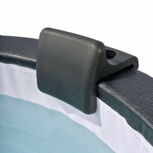 Exit Head Rest And Cup Holder Set For The Leather Premium Spa
