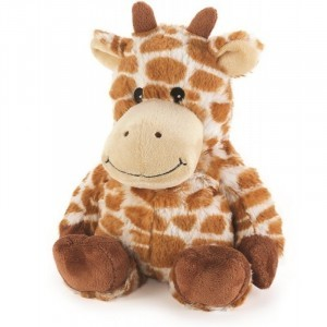 Heat Up Cosy Warmer - Gemma Giraffe - Explore your senses (30407)