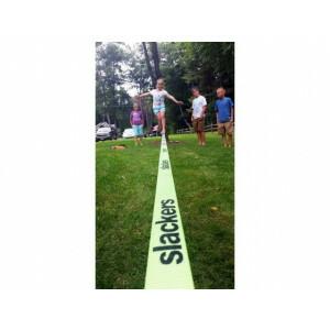 Slack Line Set (Incl. Practice Line)