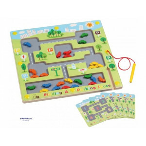 Magnet Game Cars