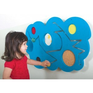 Tactile Cloud - Sensory Toy (3TCCL)