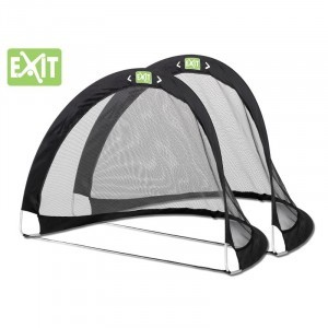 Flexx Goal - Soccer Goal Exit - 2 Goals In Bag