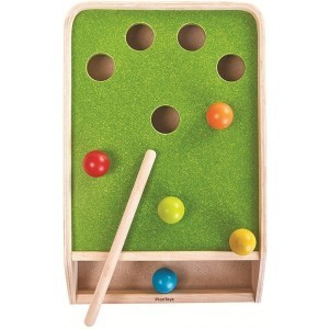 Wooden Billiard Game - Plan Toys (4004629)
