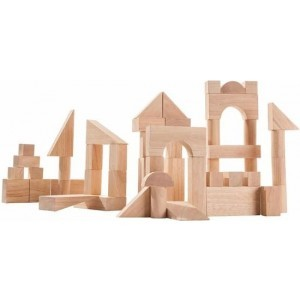 Unit Blocks - Plan Toys (4005502)