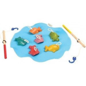 Fishing Game Toy For Motor Skills