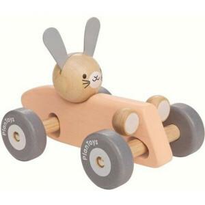 Bunny Racing Car - Plan Toys (4005717)