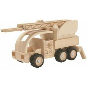 Fire Truck - Plan Toys (4006122)