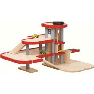 Parking Garage - Plan Toys (4006271)