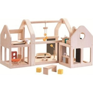 Slide and Go Dollhouse