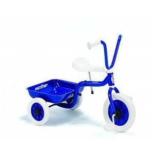 Tricycle - Blue - Liberty House Toys (40508)