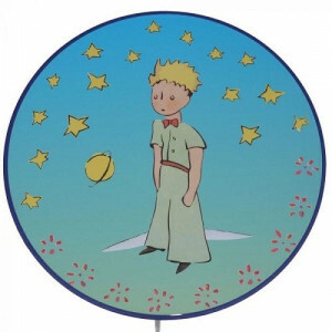 Wall Lamp Little Prince