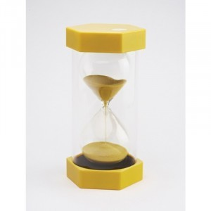 Sand Timer - MEGA - 3 minute - Explore your senses (41103)