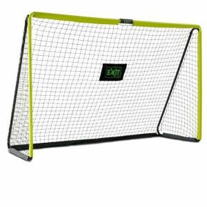 Exit Tempo Steel Football Goal 300x200cm - Green / Black