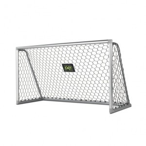 Scala aluminum football goal 220x120cm - Exit (42.22.12.00)