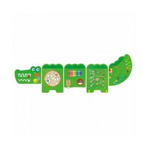 Activity Center - Wall Game Board Crocodile Large