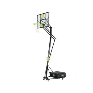 Exit Galaxy Basketball Backboard - Green / Black