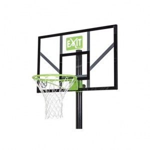 Comet portable basketball board - green / black - Exit (46.65.10.00)