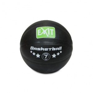 Basketball size 7 - black - Exit (46.80.05.00)
