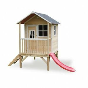 Exit Loft 300 Wooden Playhouse - Natural