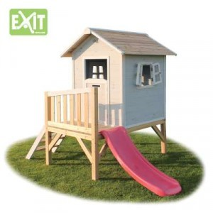 Wooden Playhouse Beach 300 - Exit (50.31.10.00)