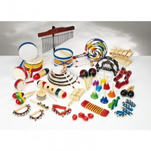 MEGA Musical Discovery Tub - Explore your senses (50107)