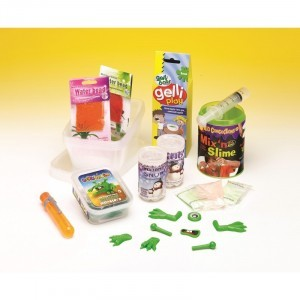 Messy Time Fun Kit - Explore your senses (52102)