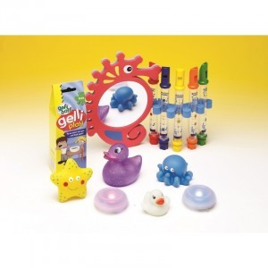 Bath Time Fun Kit - Explore your senses (52105)
