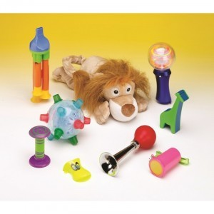 Noisy Time Fun Kit - Explore your senses (52106)