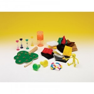 Focus Time Fun Kit - Explore your senses (52109)
