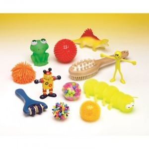 Tactile Time Fun Kit - Explore your senses (52110)