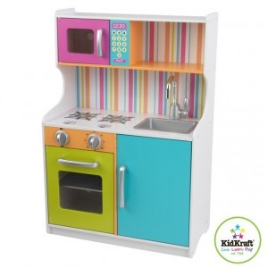 Bright Toddler Kitchen - Kidkraft (53294)