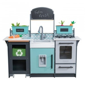 Garden Gourmet Play Kitchen with Ez Kraft Assembly