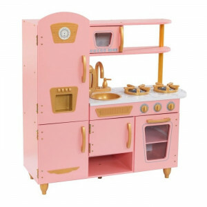 Limited Edition Vintage Kitchen - Pink & Gold