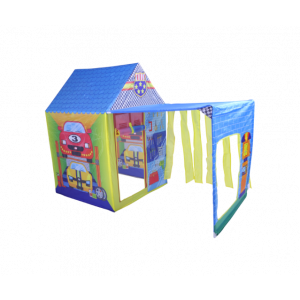 Playhouse Garage, Home Tent - Knorrtoys (55423)
