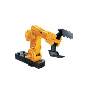 Motorised Robotic Arm - 4M (5603413)