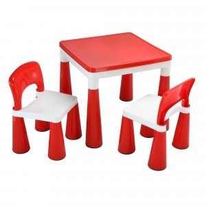 2 in1 Activity Table & 2 Chairs - Liberty House Toys (598)