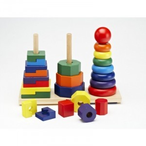 Geometric Stacker - (60218)