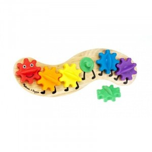 Rainbow Caterpillar - (60235)